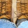 ほどけにくい靴紐の簡単な結び方 イアンノット
